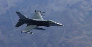4 PKK'lı terörist, düzenlenen hava harekâtlarıyla etkisiz hale getirildi.