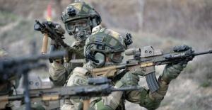 4 PKK/YPG'li terörist etkisiz hale getirildi.