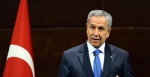 Arınç'ın istifası kabul edildi.