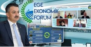 """Bakan Pakdemirli """"2021 yılında üreticilerimize 23 Milyar lira destek ödeyeceğiz"""""""