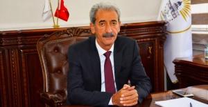 Başkan Aydın, sağlık sorunları gerekçesiyle görevinden istifa etti.