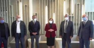 Gaziantep Büyükşehir Belediye Başkanı Şahin'den Esnaf'a Müjde!