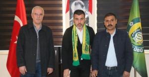 Şanlıurfaspor'da  Mustafa Alper Avcı ile resmi sözleşme imzalandı.