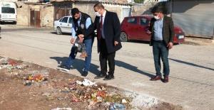 Akçakale Belediyesinden temizlik seferberliği