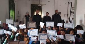 Barış Pınarında Çocuklar ve Gençlere Yönelik Projeler Önemseniyor