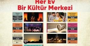 Diyarbakır Büyükşehir kültür ve sanat etkinliklerini evlere taşıyacak