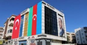 AK Parti Genel Merkezi Şanlıurfa...