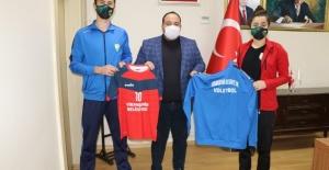 """Başkan Ekinci """"Viranşehir artık spor ile anılıyor"""""""