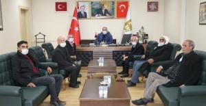 """Başkan Ekinci """"Viranşehir için canla başla çalışmaya devam edeceğiz"""""""