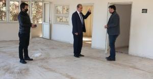 Başkan Yalçınkaya,çok amaçlı sosyal tesis projesini hayata geçirdi.