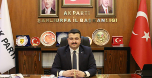 """Başkan Yıldız """"AK Parti'de Bayrak Yarışı Bitmez"""""""