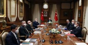 Cumhurbaşkanlığı Yüksek İstişare Kurulu Toplantısı sona erdi.