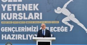 """Diyarbakır Valisi Karaloğlu """"Gençlerimizi hayallerine hazırlıyoruz..."""""""