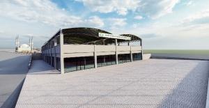 Haliliye Belediyesi,projeleri bir bir hayata geçiriyor