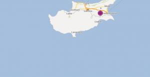 Kıbrıs'ta 5,0 büyüklüğünde deprem