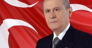 """MHP Genel Başkanı Bahçeli """"Herkes işine baksın"""""""