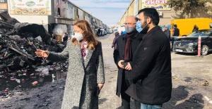 """Milletvekili Bakbak """"Geçmiş olsun GATEM"""""""