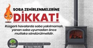 """Şehitkamil Belediyesi """"Lütfen dikkat"""""""