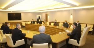 Toplu İş Sözleşmelerinin ilk oturumu Genel Sekreter Kırıkçı'nın başkanlığında gerçekleştirildi