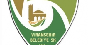 Viranşehir Belediye Spor sahaya iniyor.