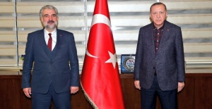 AK Parti İstanbul İl Başkanı Osman Nuri Kabaktepe