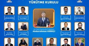 AK Parti Şanlıurfa İl Yürütme Kurulu Açıklandı