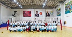 Haliliye Belediyesi;lisanslı sporcular yetiştiriyor