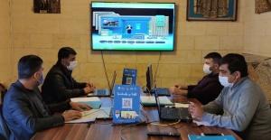 Şanlıurfa Büyükşehir Belediyesi Dijital Fuar'da yerini aldı