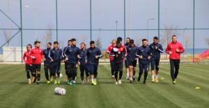 Şanlıurfaspor Hekimoğlu Trabzon maçı hazırlıklarını tamamladı
