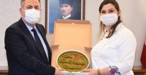 """Vali Elban """" Adana Valiliği olarak desteklerimizi sürdüreceğiz"""""""