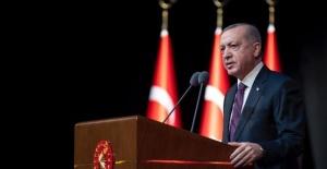 """Cumhurbaşkanı Erdoğan """"Özgür birey, güçlü toplum; daha demokratik bir Türkiye"""""""