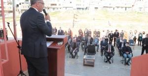 Eyyübiye Belediyesi 8 kütüphanenin toplu açılışı gerçekleştirildi.