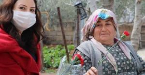 """Halfeti Belediyesi """"8 Mart Dünya Kadınlar Günü'nü kutluyoruz"""""""