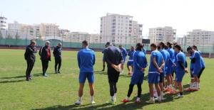 Karaköprü 52 Orduspor FK maçıyla birlikte çıkışa geçmek  istiyor