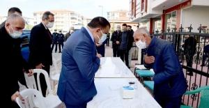 """Malatya Büyükşehir Belediye Başkanı Gürkan """"Başımız sağ olsun"""""""