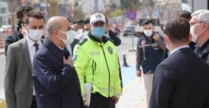 """Mardin Valisi Demirtaş """"kısmi kapanmayı hep birlikte fırsata çevirelim"""""""