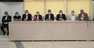 Zahireciler Borsası'nın taşınması ile ilgili istişare toplantısı yapıldı