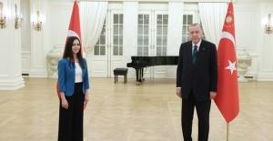 Cumhurbaşkanı Erdoğan, öğretmenlerle...