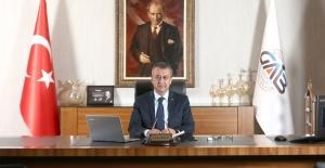 Kileci,19 Mayıs Atatürk'ü Anma, Gençlik ve Spor Bayramı için bir kutlama mesajı yayımladı.
