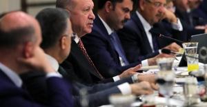 """Erdoğan: """"Bizim öncelikli vazifemiz halkımıza, ülkemize, insanımıza hizmet etmek"""""""