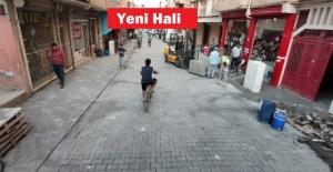 VİRANŞEHİR'DE DEFORME OLAN YOLLAR ONARILIYOR