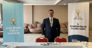 Yıldız, AK Parti Genel Merkez Teşkilat Koordinatörlüğü görevine getirildi.