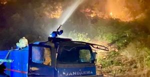 """Jandarma Genel Komutanlığı """"çalışmalarımız kesintisiz bir şekilde devam etmektedir"""""""