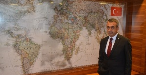 """Kileci """"Güneydoğu Anadolu'da 1.399 yabancı uyruklu firma faaliyet gösteriyor"""""""