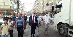 Milletvekili Aydınlık ve CHP Heyeti Birecik'te Temaslarda Bulundu