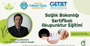 MTÜ'den Sağlık Bakanlığı Sertifikalı Akupunktur Eğitimi