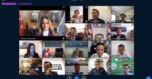 Rektör Karabulut Türkiye Kamboçya İş Forumu'na Katıldı