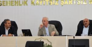 """AHMET KAYTAN """"MECLİSTE ALINAN KARARLAR HERKESE HAYIRLI UĞURLU OLSUN"""""""