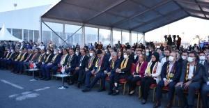 Rektör Karabulut 4.Geleneksel Malatya Günleri Açılışında Konuştu