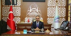 Başkan Kuş'tan 'Vefa Sosyal Destek Grubu'na katkı